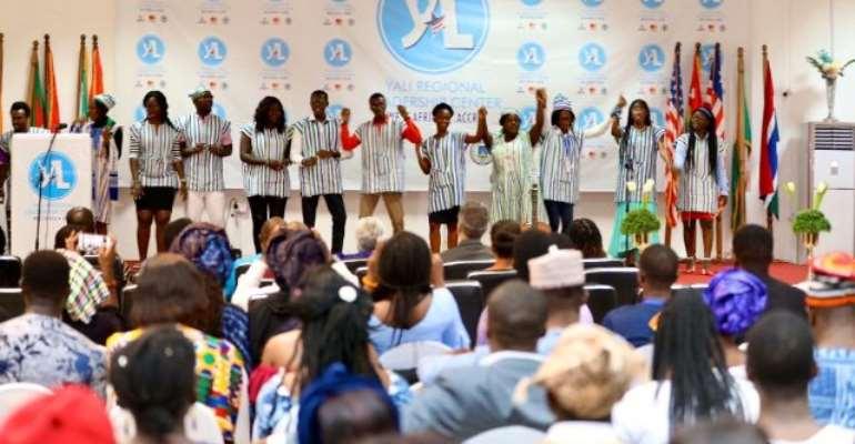 U.SAmbassador Commends 125 YALI Participants