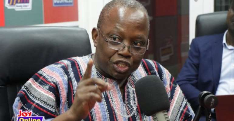 Don't Be 'Agitator-General' — Baako Tells Domelevo