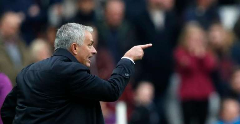 PL: Jose Mourinho Gets First Tottenham Victory Against West Ham