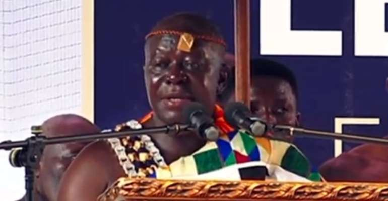 Judiciary needs adequate resources to perform without fear or favour - Otumfuo