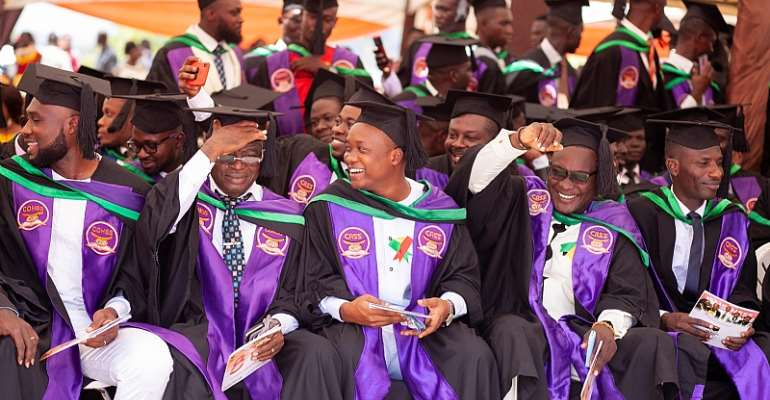 KAAF University Graduates Largest Batch Of Transformational Leaders At 8th Congregation