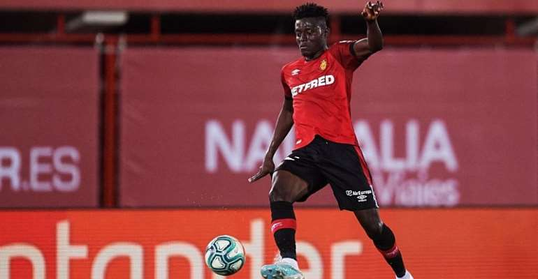 Iddrisu Baba Excels In Real Mallorca's 2:1 Defeat To Levante