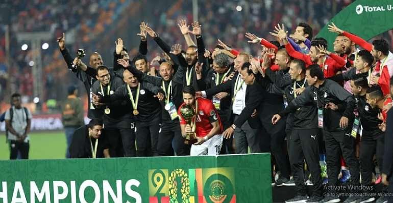 CAF U-23 AFCON: Sobhy Guides Hosts Egypt To Historic U-23 Title