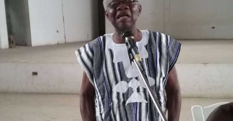 Western Togoland: I'm Ready To Talk To A 'Civil' Gov't, Condemns 'Brutal' Arrested Of Colleagues — Leader