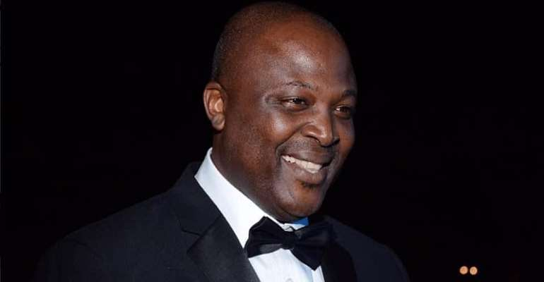 Ibrahim Mahama, CEO of Engineers and Planners
