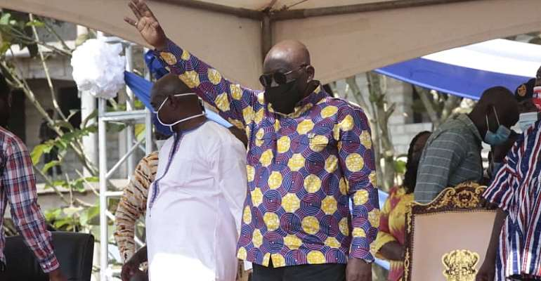 We Have Blueprint For Ghana's Dev't, I Plead With You To Extend My Mandate– Akufo-Addo