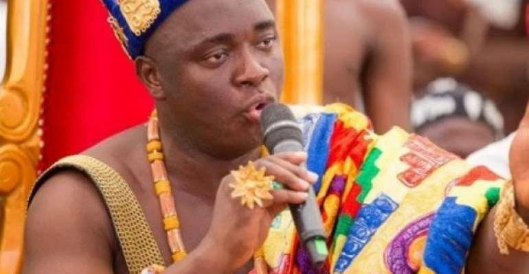V/R: Avenor Chiefs Hail Akufo-Addo