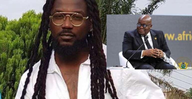 Akufo-Addo Must Continue His Next Term – Samini