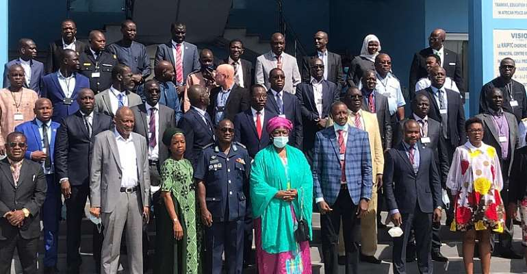 KAIPTC Hold Induction Course For ECOWAS States On Coordination Response Mechanism
