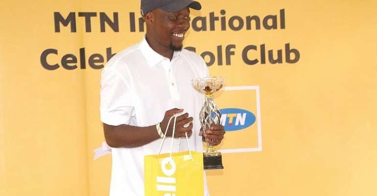 Felix Kwame Akafo And Georgina Andoh Top At 2020 MTN Invitational Golf