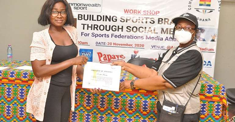 Commonwealth Games Ghana Holds Successful Workshop For Media Attaches