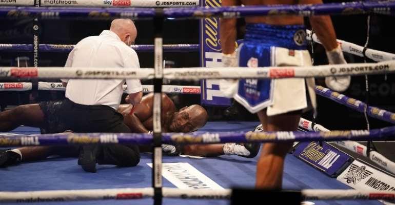 Fabio Wardley Wipes Out Richard Lartey With Vicious KO