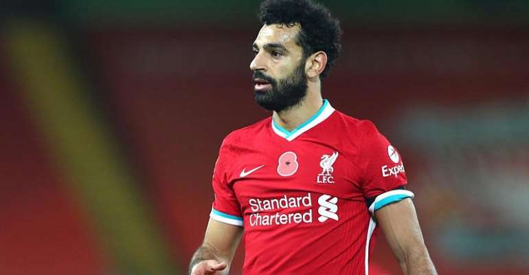 Mohamed Salah © Gallo Images