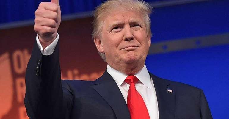 Donald Trump, President Elect, USA