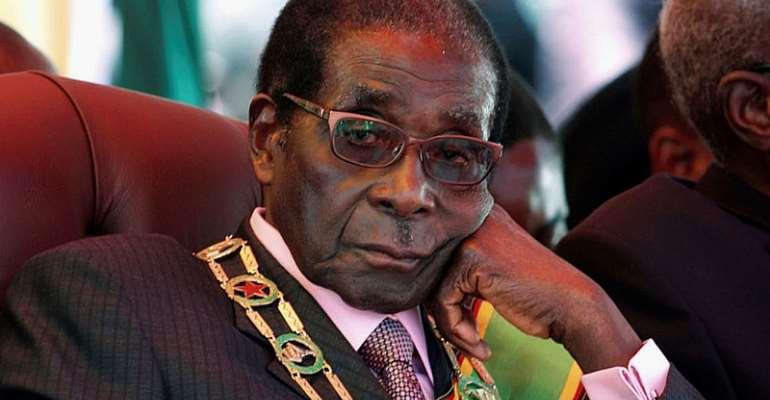 The Tragedy Of Robert Mugabe