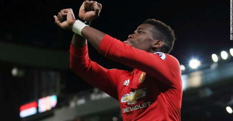 Cederic Bakambu Joins Paul Pogba With Strong Message In Support Of Libya Slave Trade Protests