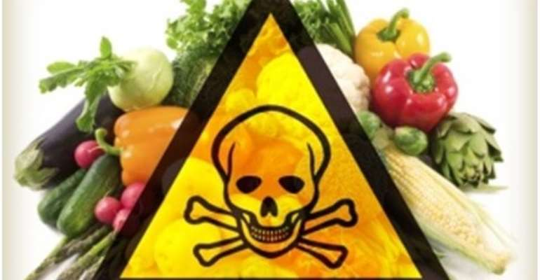 Avoiding pesticide residue in your food