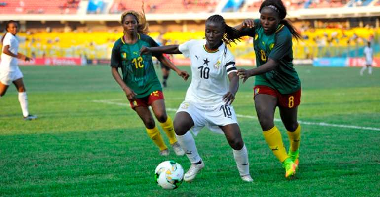 AWCON 2018: Absence Of Psychologist Cause Of Black Queens 'Ordinary' Performance