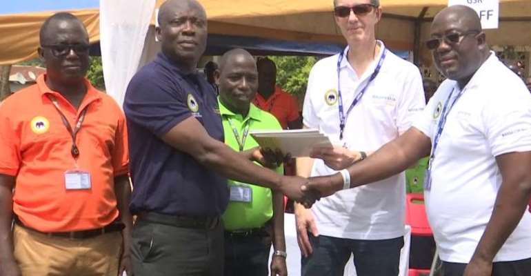 12 communities sign MoU with Golden Star Wassa Mines