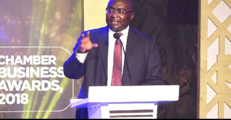 4 million houses to have free digital address stamps by end of 2020 - Bawumia