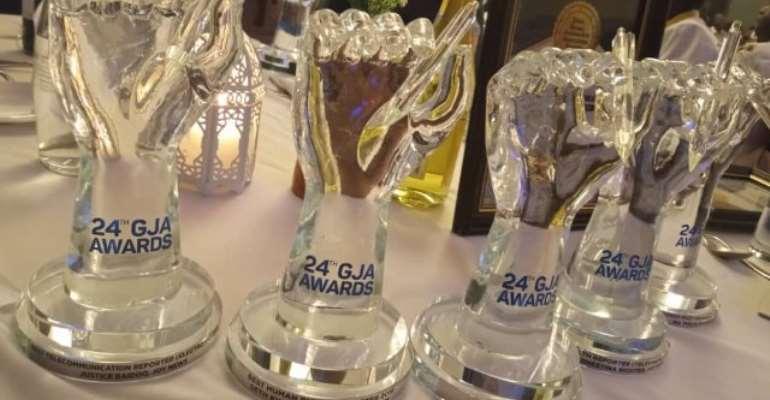 JoyNews journalists win big at the 24th GJA Awards