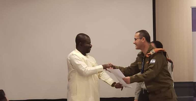 Ghana Strengthens Bilateral Ties With Israel On Disaster Management