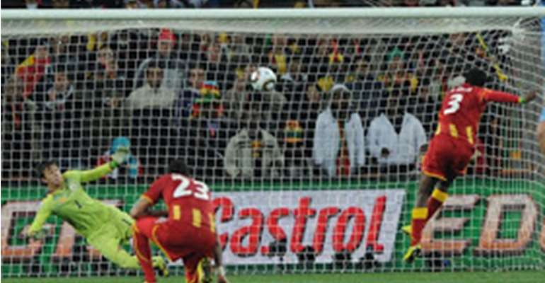Ghana's Penalty Woes: A Mentality Rather Than Skill