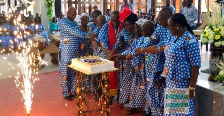 Lord's Pentecostal Church Int celebrates Golden Jubilee; cuts sod for Jubilee Complex
