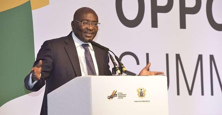 Gov't to launch universal QR code to make Ghana cashless society – Bawumia
