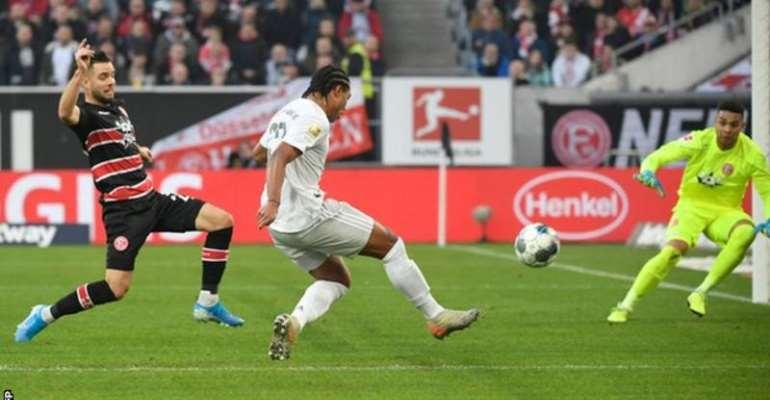 Fortuna Dusseldorf 0-4 Bayern Munich: Comfortable Win Sees Champions Narrow Gap At Top