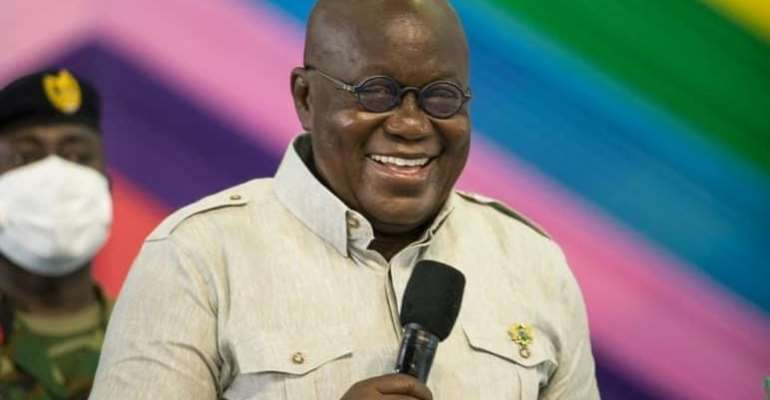 Thank You For Honouring Your Promises – Nawuri Residents Praise Akufo-Addo