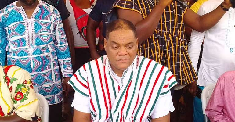 CPP Takes '2020 Electric Shock' To Nkawkaw Amid Massive Support