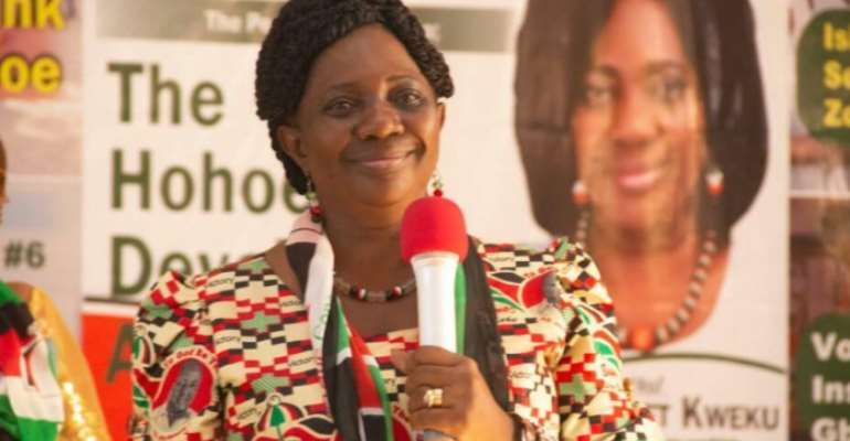 45KW Mini-Hydro Plant Commissioned In V/R Is A 'Paediatric Dam' – Hohoe NDC Candidate