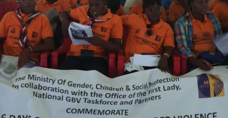 Monrovia: Gender, Office Of The First Lady, Nat'l GBV Taskforce And Partners Commemorate 16-Days Of Activism
