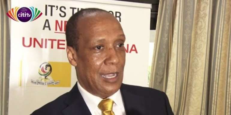 Alfred Asiedu Walker Vows To Scrape Indemnity Clauses In 1992 Constitution