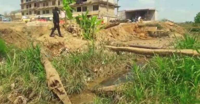 2020 Elections And Road Politics: Bouho, Afrancho-Krobo Residents Threaten To Vote Out NPP