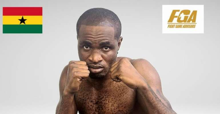 Emmanuel Tagoe To Fight Mason Menard On United States Debut
