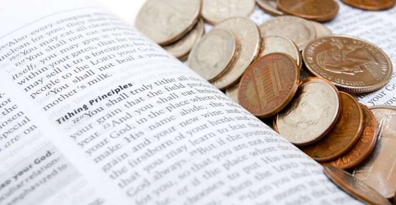 Don't Condone Misappropriation Of Tithes