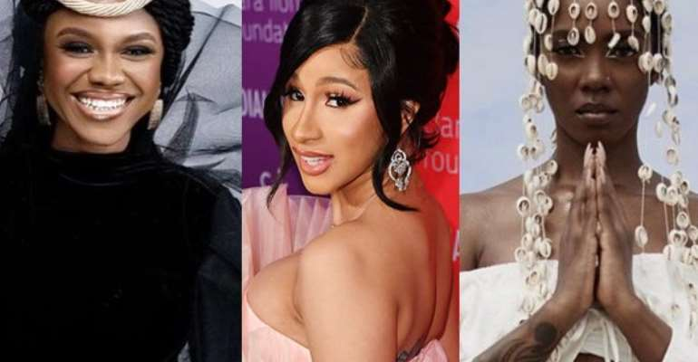 Becca, Cardi B and Tiwa Savage will perform at the Livespot X Festival