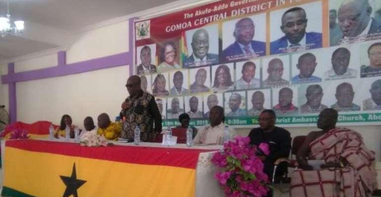 Ghana Is Safe, No Fears — Kan-Dapaah Assures