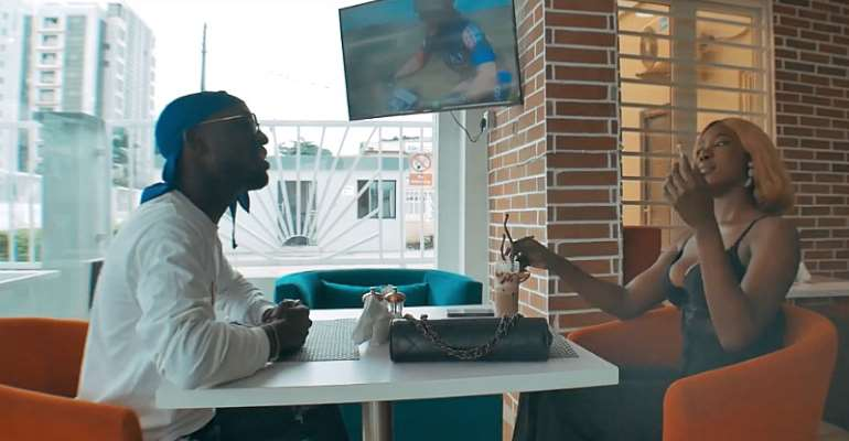 """Watch ADEOLUWA Get Rejected By SS2 Sweetheart In High Energy """"S'okan"""" Music Video"""