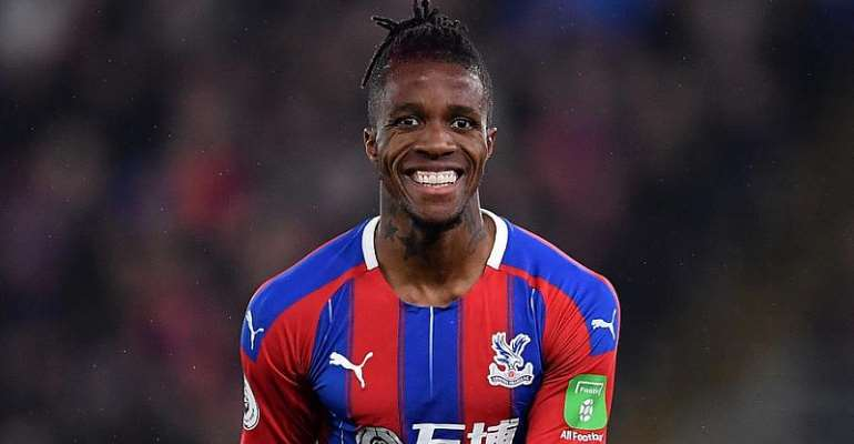 African Players In Europe: Zaha Ends 1,245-Minute Goal Drought