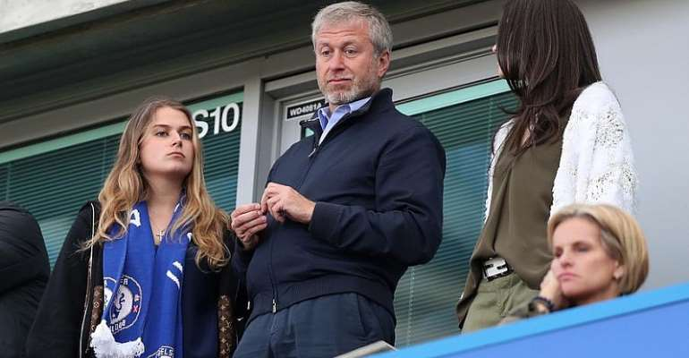 'Abramovich Has Rejected Bargain Bids For Chelsea'