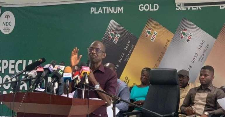 Conduct Of EOCO Against Domelevo Unacceptable - Asiedu Nketiah