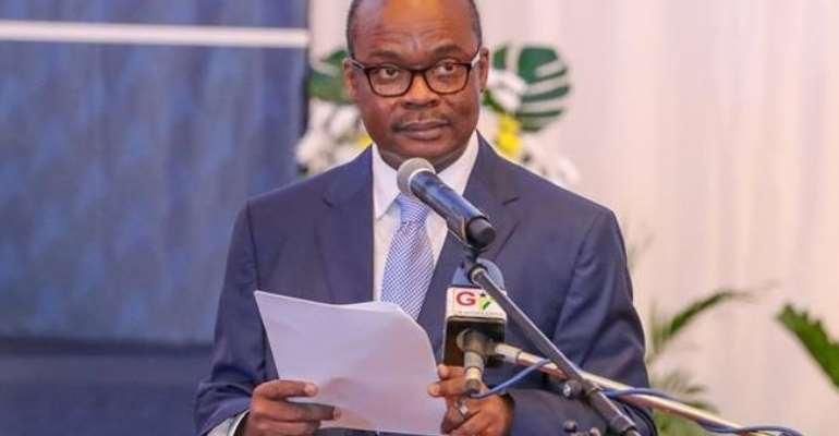 Dr Ernest Addison – Governor BoG