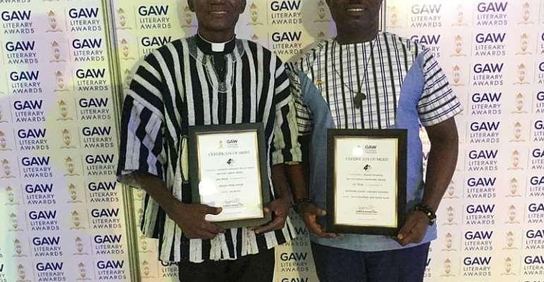 Pentecost Pastor Wins Big At 2019 GAW Literary Awards