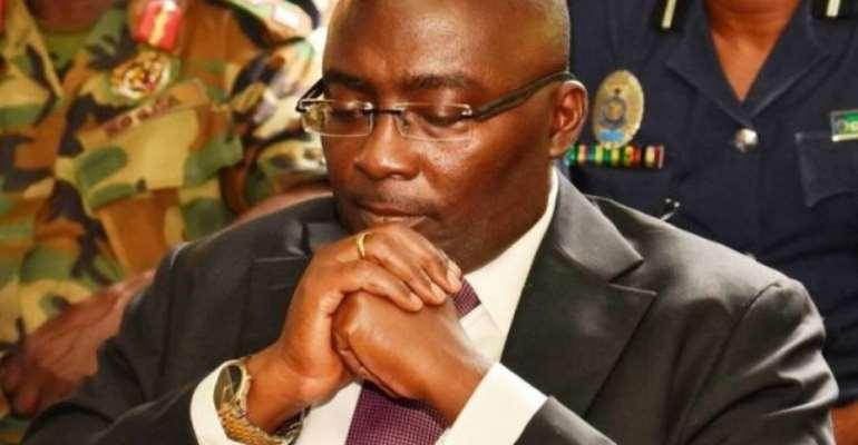 V. L. K. Djokoto jabs Bawumia over tribalism