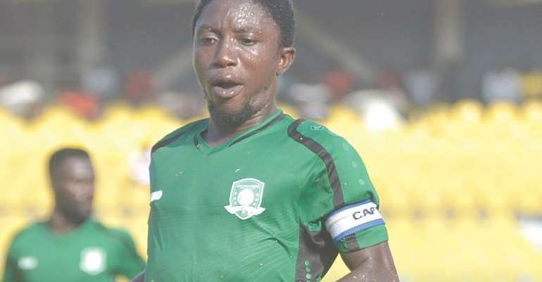 REPORT: Experienced Godfred Saka Joins Accra Great Olympics