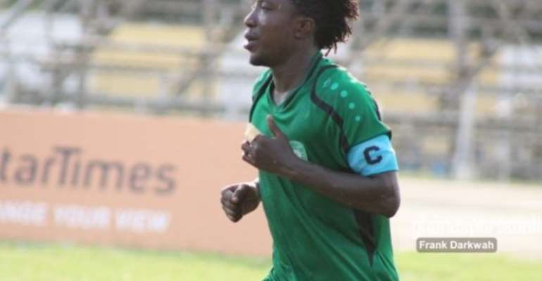 Great Olympics Sign Former Aduana Stars Defender Godfred Saka