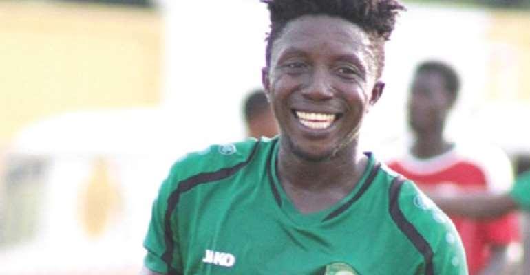 Godfred Saka Wants Great Olympics To Starts Strong Ahead Of New GPL Season